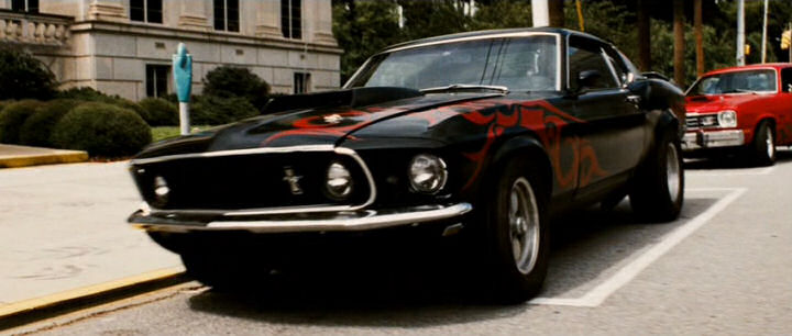 Imcdb Org 1969 Ford Mustang In Quot Death Sentence 2007 Quot