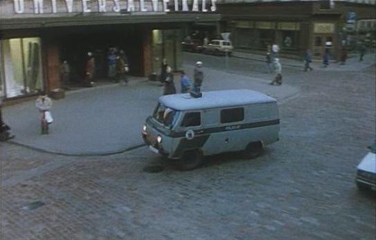 Hundarna i Riga - Avsnitt 2 av 2 | Öppet arkiv | oppetarkiv.se