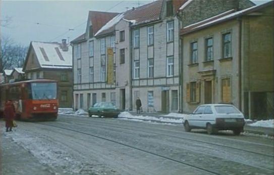 Hundarna i Riga (1995) - Filmweb
