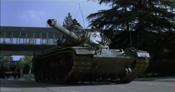 Chrysler M60 A1 'Patton'