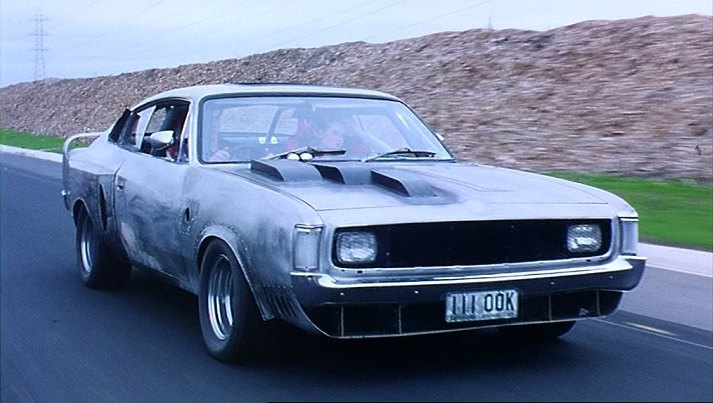 Imcdb Org 1971 Chrysler Valiant Charger Vh In Quot Metal