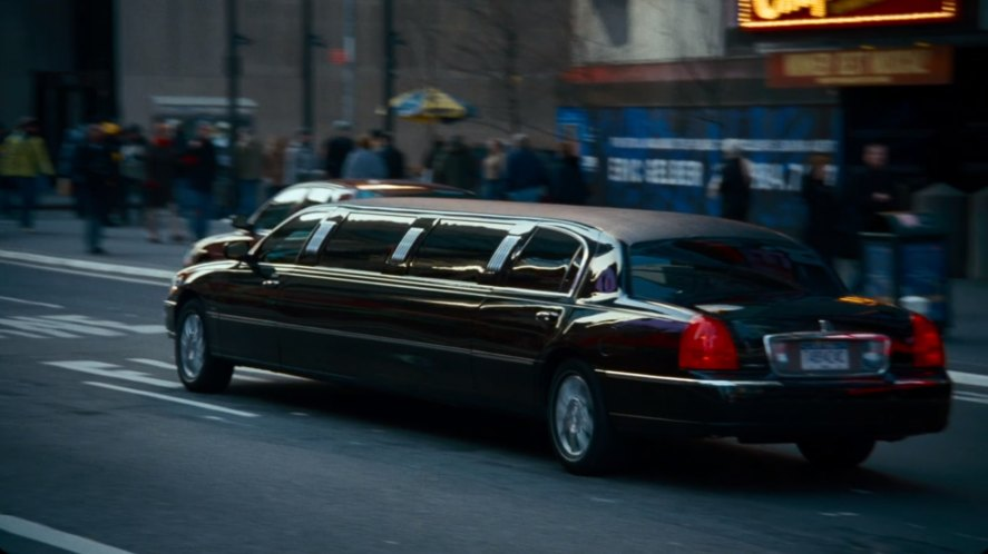 Imcdb Org 2003 Lincoln Town Car Stretched Limousine In Blonde