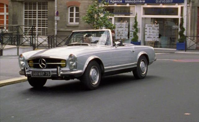 1968 Mercedes-Benz 280 SL [W113]