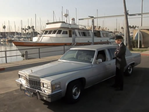 Imcdb Org 1977 Cadillac Fleetwood Limousine In Quot The A