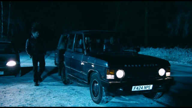 Imcdb Org 1988 Land Rover Range Rover Series I In Quot Rise