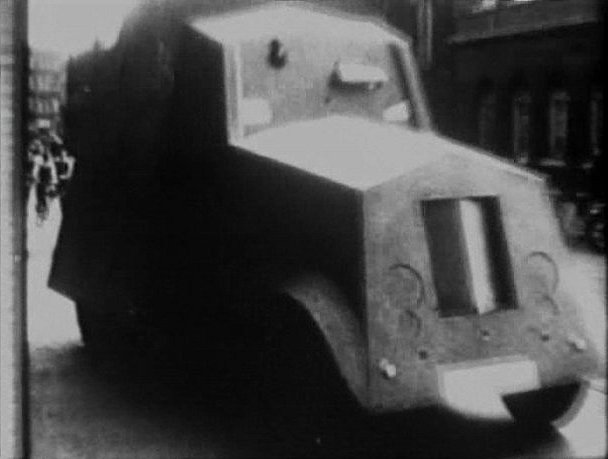 1932 Wijnman Armoured Car 'Koekblikje' on Morris-Commercial CS 15-cwt 6x4 chassis