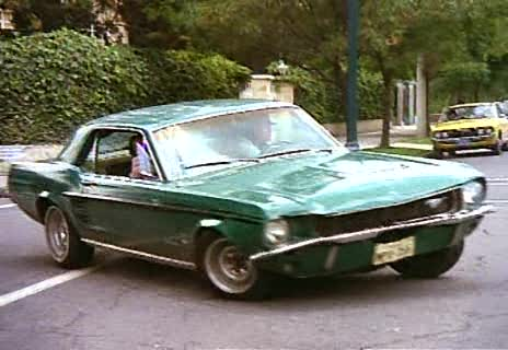 1967 ford mustang - 1967 Ford Mustang Coupe Green
