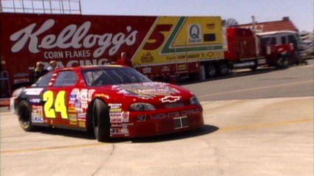 "IMCDb.org: 1997 Chevrolet Monte Carlo NASCAR in ""ESPN's ..."