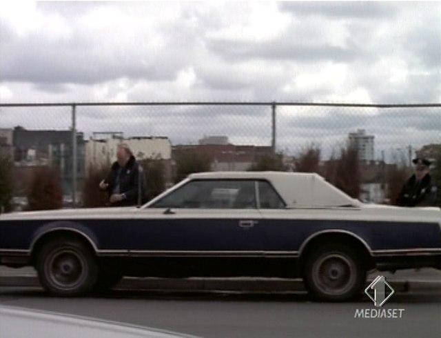 IMCDb.org: 1979 Lincoln Continental Mark V Bill Blass Designer Series ...