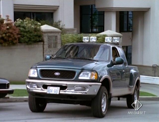 1997 ford f 150 supercab lariat in the sentinel 1996 1999. Black Bedroom Furniture Sets. Home Design Ideas