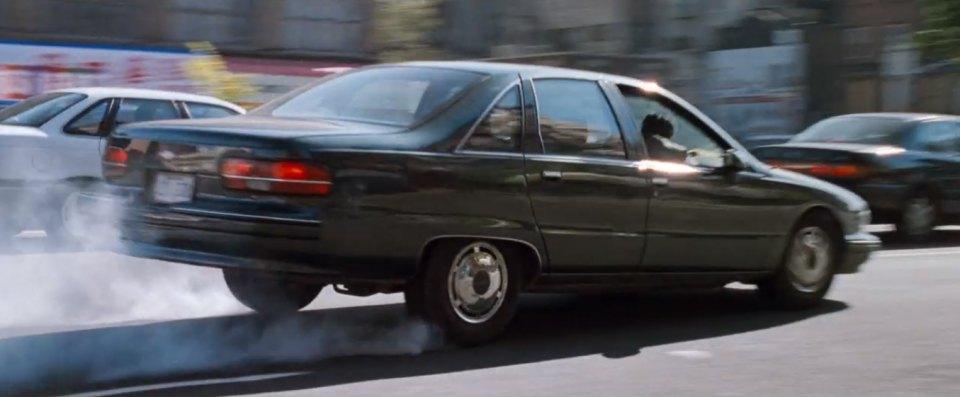 Imcdb Org 1992 Chevrolet Caprice In Quot The Corruptor 1999 Quot