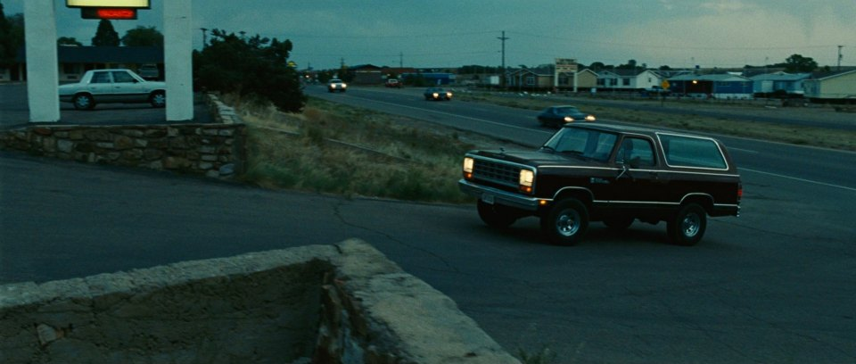 Imcdb Org 1981 Dodge Ramcharger In No Country For Old Men 2007