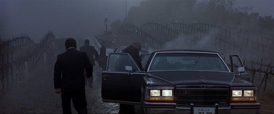 Imcdb Org  1989 Cadillac Brougham In  U0026quot Black Rain  1989 U0026quot