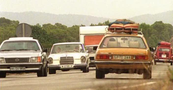"IMCDb.org: 1981 Opel Senator [A] in ""Tarragona - Ein ..."