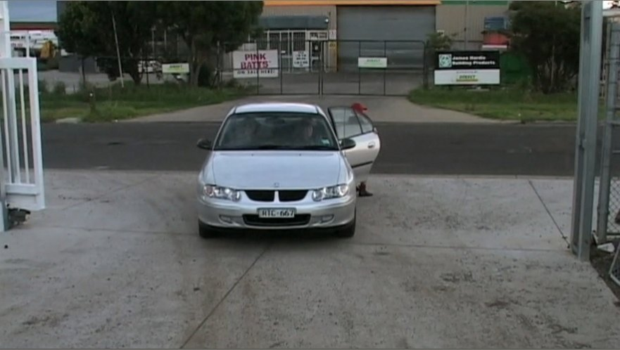 2002 Holden Commodore [VX]