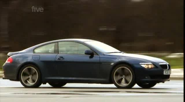 2007 bmw 635d sport e63 in fifth gear 2002 2015. Black Bedroom Furniture Sets. Home Design Ideas