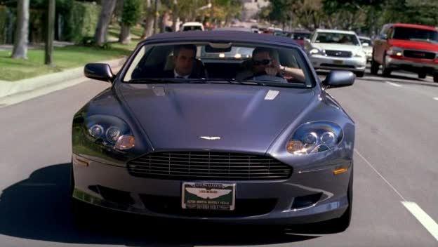 IMCDborg Aston Martin DB Volante In Entourage - 2005 aston martin db9