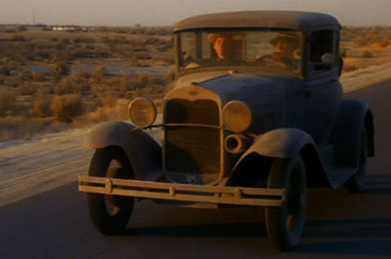 Imcdb Org 1930 Ford Model A Coupe In Quot Bound For Glory 1976 Quot