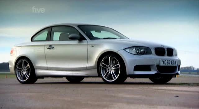 IMCDb.org: 2007 BMW 135i Coupé M Sport [E82] in \