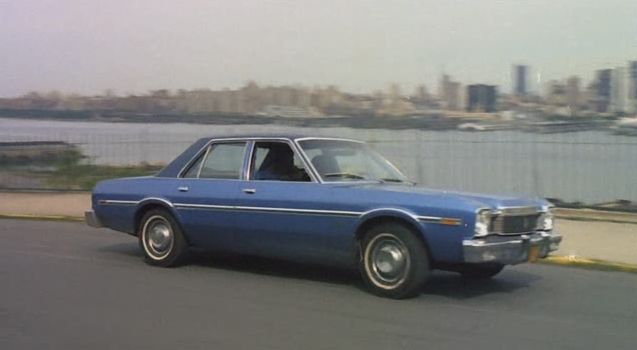 "IMCDb.org: 1976 Dodge Aspen in ""Emanuelle in America, 1977"""