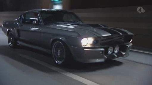 1967 Ford Mustang Shelby GT 500 'Eleanor' Replica by Thalon Design