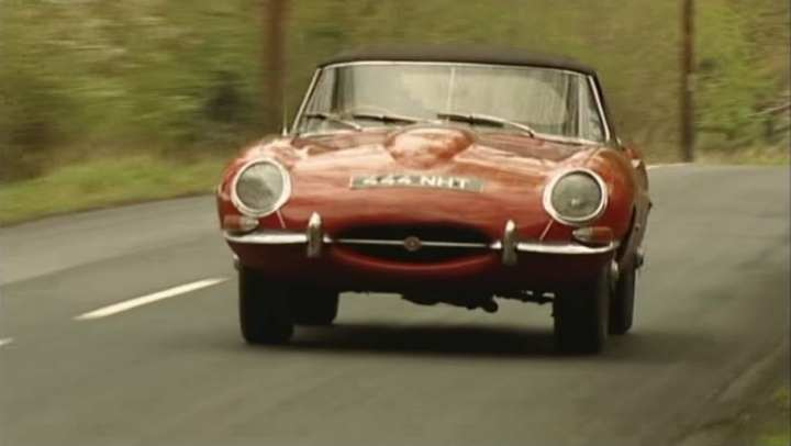 1961 Jaguar E-Type 3.8 Litre Series I