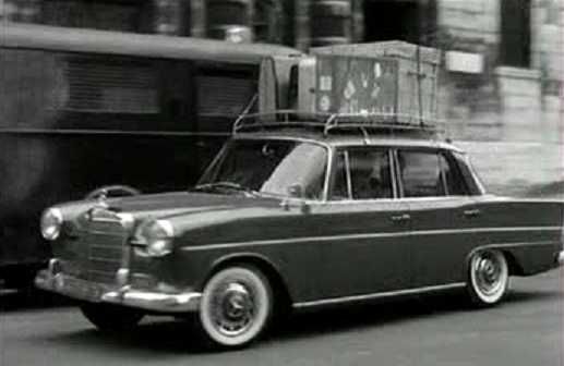 Image gallery w110 for Interieur mercedes 190