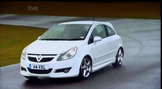 Vauxhall Corsa (2007)