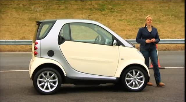 IMCDborg 2006 smart Fortwo ED Passion [450] in Fift
