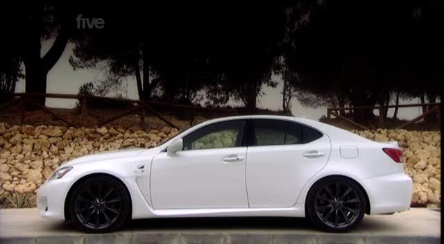 2008 Lexus IS F [USE20]