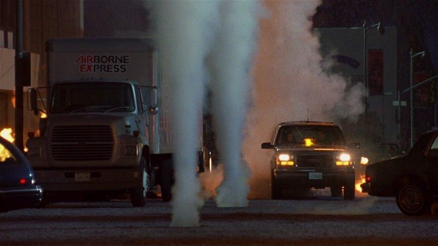 "2016 Ford Trucks >> IMCDb.org: Ford L-8000 in ""Volcano, 1997"""
