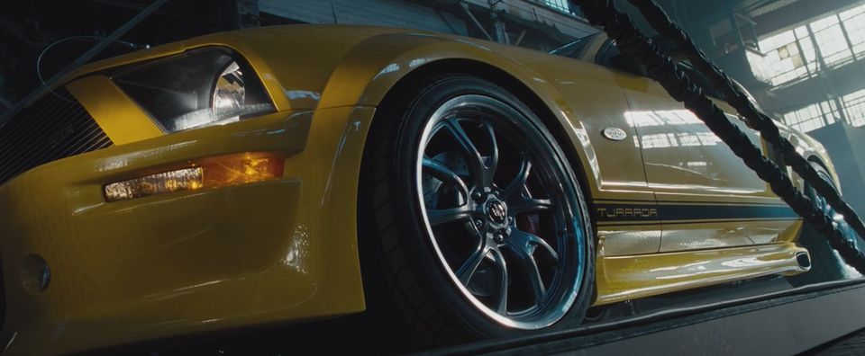Imcdb Org  Ford Mustang Gt R Tjaarda S In Fast Furious