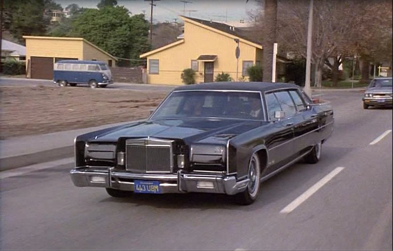 1973 Lincoln Continental Stretched Limousine Phaeton Coach Corporation