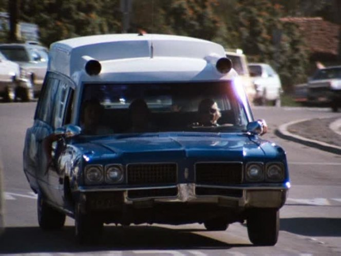 1970 Oldsmobile 98 Ambulance Cotner/Bevington Cotington 48''