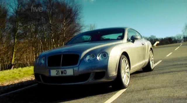 Imcdb 2008 Bentley Continental Gt Speed In Fifth Gear 2002 2015
