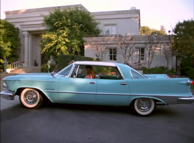 1959 Imperial Crown Four-Door Hardtop [MY1-M]