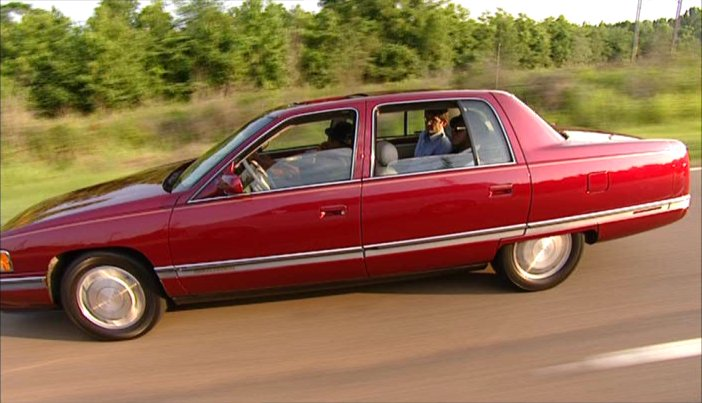 Cadillac Deville 2000. 1994 Cadillac DeVille Concours
