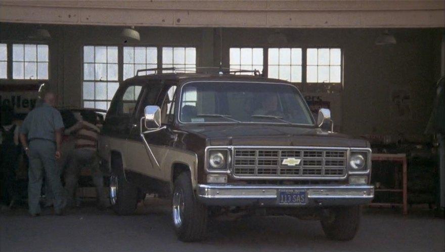Imcdb Org 1977 Chevrolet Suburban Silverado C 20 In
