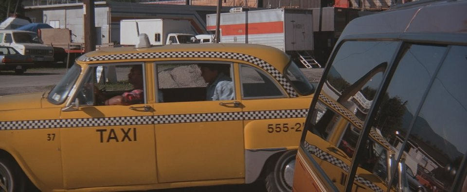 1962 Checker Taxicab [A11]