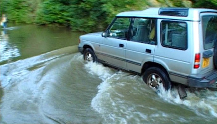 1995 Land-Rover Discovery Series I