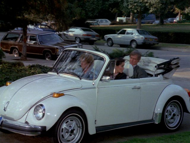 1977 Volkswagen Convertible Triple White 'Beetle' [Typ 1]