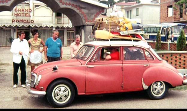 1959 Auto Union 1000 S