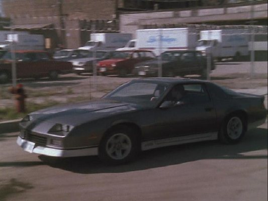 "IMCDb.org: 1987 Chevrolet Camaro RS in ""Next of Kin, 1989"""