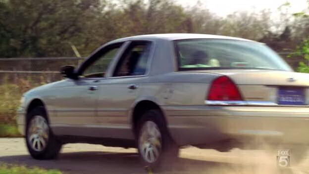 IMCDborg Ford Crown Victoria LX P In Prison Break - 2006 crown victoria