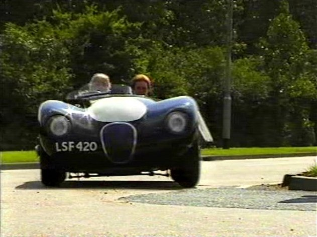 1953 Jaguar C-Type [XKC051]