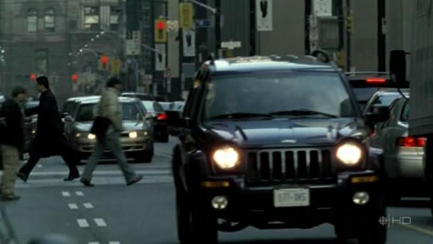 2002 Jeep Liberty Limited Edition [KJ]