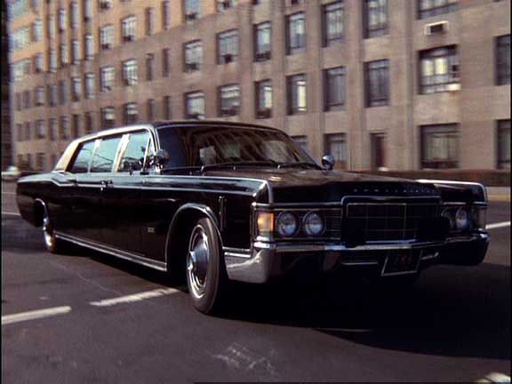 imcdb org 1969 lincoln continental executive limousine lehmann