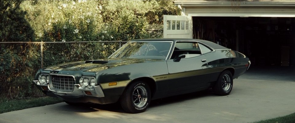 1972 ford gran torino sport 63r in gran torino 2008. Black Bedroom Furniture Sets. Home Design Ideas