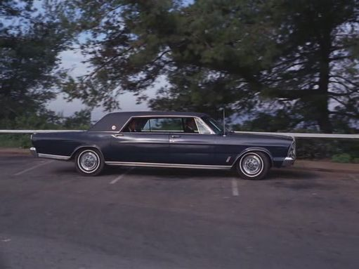 1966 Ford LTD Stretched Limousine Lehmann-Petersen