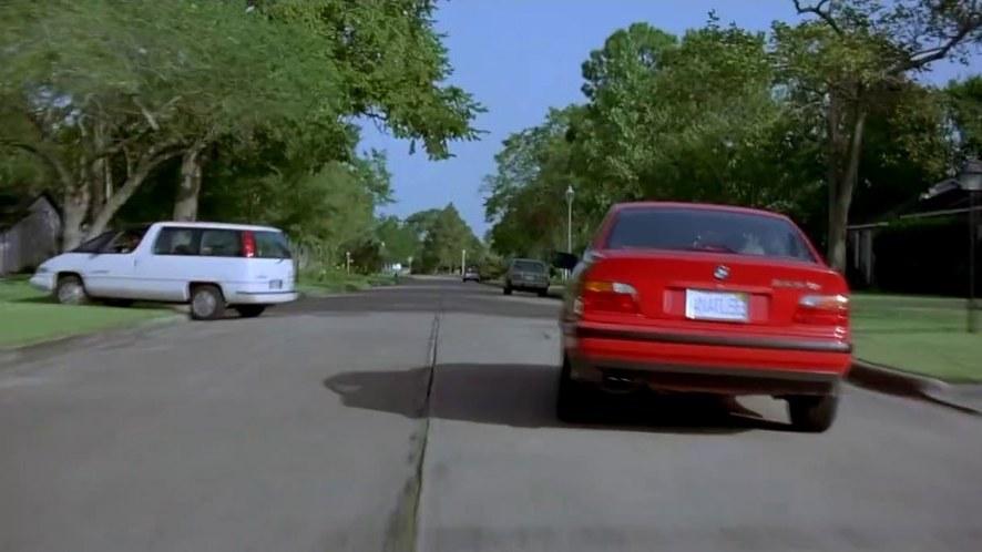 I on 1993 Chevy Lumina Apv Van